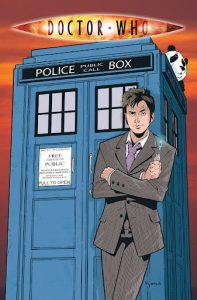 Comics – Doctor Who (2009-2010)