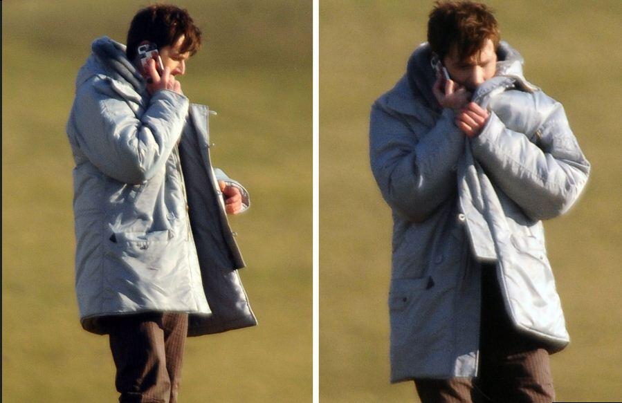 David Tennant e sua calça marrom.