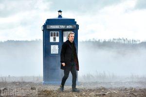 Peter Capaldi fala sobre a 9ª temporada