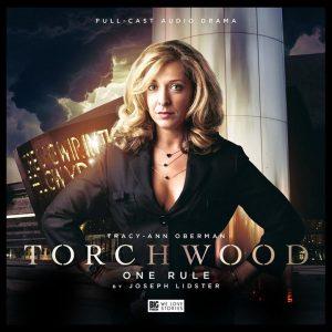 Tracy-Ann Oberman está de volta em Torchwood: One Rule!