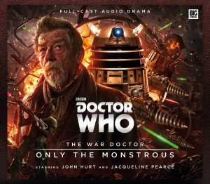 War Doctor está de volta, agora na Big Finish