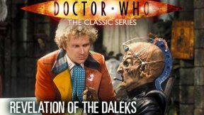 Arco 143 – Revelations of the Daleks