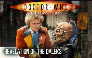 Read more about the article Arco 143 – Revelations of the Daleks
