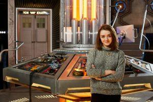 Maisie Williams diz que não retornará a Doctor Who