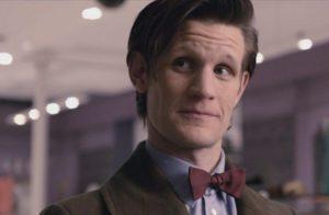 """""""Eu devo muito aos fãs de Doctor Who"""", disse Matt Smith"""