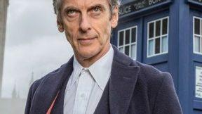 Peter Capaldi diz estar frustrado com Doctor Who