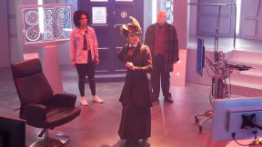 DOCTOR WHO: S10E11 – World Enough and Time