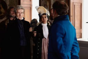DOCTOR WHO: S10E03 – Thin Ice