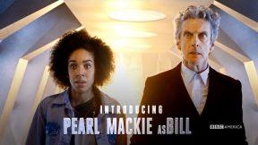 Pearl Mackie é escolhida como a nova companion, Bill