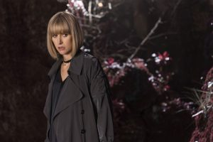 WARNING: Embargoed for publication until 00:00:01 on 22/11/2016 - Programme Name: Class - TX: n/a - Episode: Class - Ep7 (No. 7) - Picture Shows: Miss Quill (KATHERINE KELLY) - (C) BBC - Photographer: Chris Lobina
