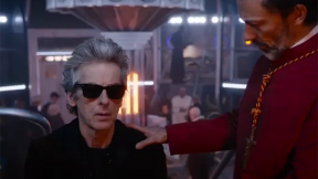 Review Doctor Who S10E06 – Extremis