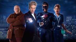 The Return of Doctor Mysterio: Sinopse e Imagens
