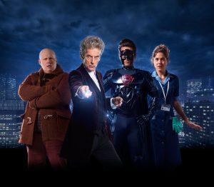 The Return of Doctor Mysterio: Sinopse e Imagens