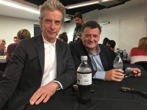 """Moffat: """"Nem todas as histórias terminarão quando eu sair"""""""