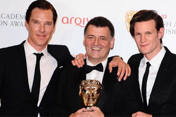 Steven Moffat wins BAFTA Award