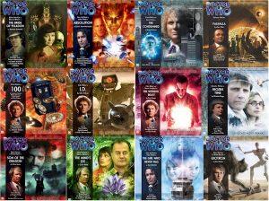 Os audiodramas de Doctor Who