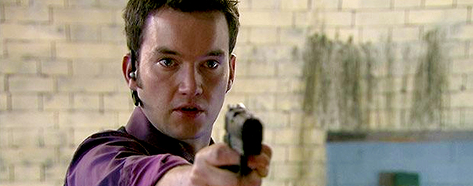 Gareth David-Lloyd - ator que interpretou o agente bissexual Ianto Jones, em Torchwood