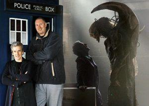 "Aos 36 anos, morre ""gigante"" ator de Doctor Who que interpretou Fisher King"
