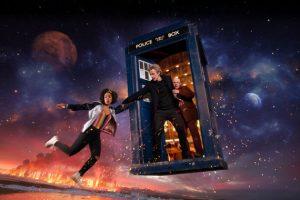 "10ª TEMPORADA: Trailer ""To the TARDIS!"""