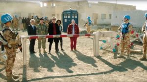 DOCTOR WHO: S10E07 – The Pyramid at the End of the World