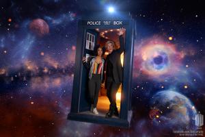 DOCTOR WHO: S10E01 – The Pilot
