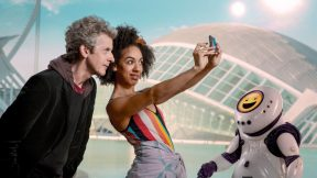 DOCTOR WHO: S10E02 – Smile