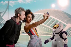 Review: Doctor Who S10E02 – Smile