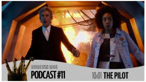 UWPodcast – #11 – 10×01 The Pilot