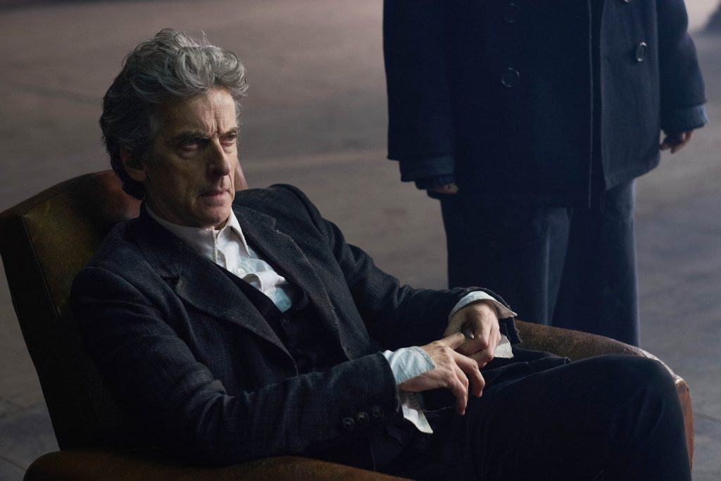 WARNING: Embargoed for publication until 00:00:01 on 30/05/2017 - Programme Name: Doctor Who S10 - TX: 03/06/2017 - Episode: The Lie Od The Land (No. 8) - Picture Shows: ***EMBARGOED UNTIL 30th MAY2017*** The Doctor (PETER CAPALDI) - (C) BBC/BBC Worldwide - Photographer: Simon Ridgway