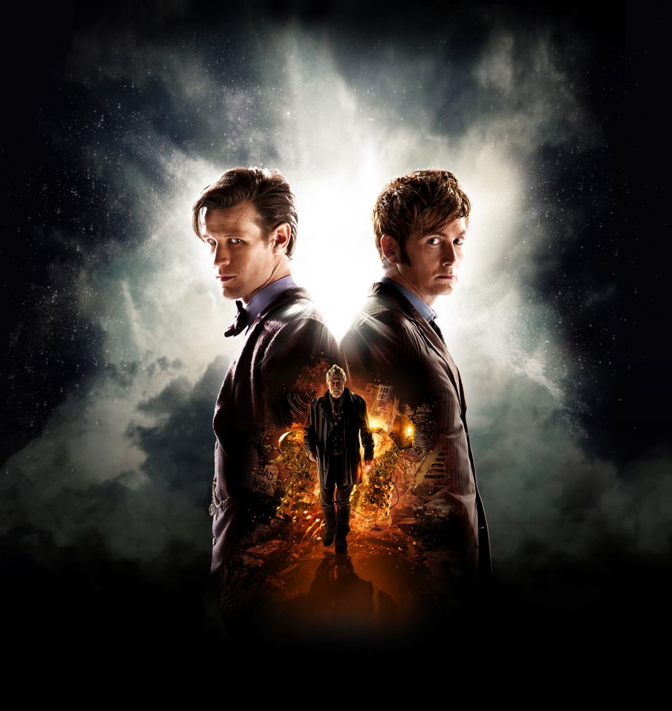 50th anniversary the day of the doctor aniversário 50 anos