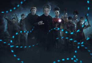 DOCTOR WHO: S10E10 – The Eaters of Light