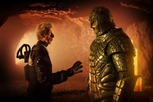 DOCTOR WHO: S10E09 – The Empress of Mars