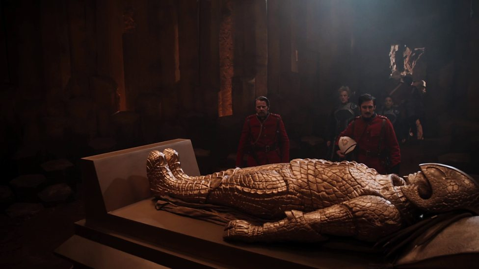 Empress of Mars - Ice Warriors - Capaldi - 12th Doctor (54)