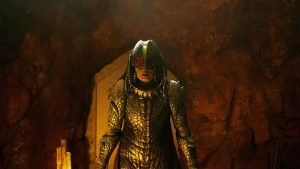 Review s10e09 – Empress of Mars
