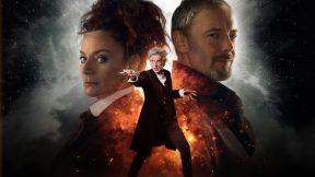 Guerra do Tempo está de volta na imagem oficial do season finale com Mestre e Missy