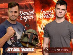 Com estande whovian, 20º Shinobi traz a Curitiba atores de Star Wars e Supernatural