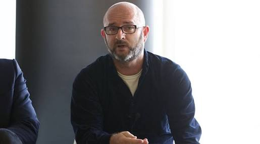 Damian Kavanagh. controlador da BBC 3