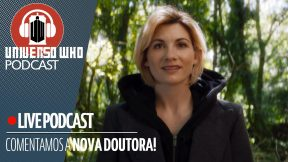 UWPodcast – #23 – Jodie: A Nova DoutorA
