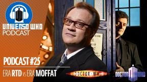 UWPodcast – #25 – Era RTD vs Era Moffat