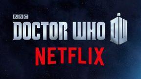 """Uma """"Netflix"""" só para Doctor Who? Moffat diz que sim!"""