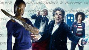 "Sinopse oficial: atriz de Torchwood será ""Mulher de Vidro"", a nova vilã neste Natal"