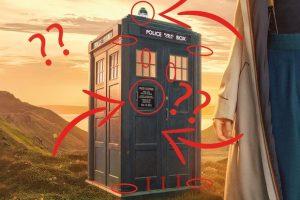 Não só a placa escura! Veja todas as mudanças na nova TARDIS da 13ª Doutora