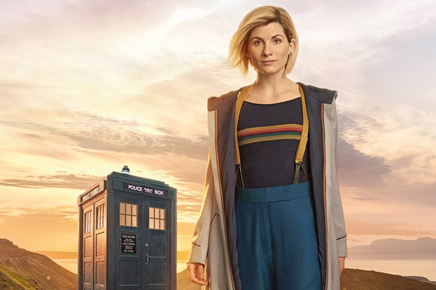 Picture shows: The Doctor (Jodie Whittaker)