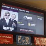 #DoctorWhoNoCinemark – Rio de Janeiro