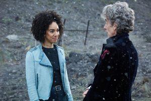 """Uma cena do Especial de Natal deixou """"todos chorando"""" – e não foi a regeneração de Peter Capaldi"""