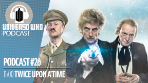 UWPodcast – #26 – Twice Upon A Time