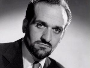 Primeiro Master, Roger Delgado completaria hoje 100 anos