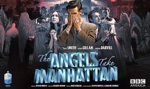 """Doctor Who: 10 coisas que talvez você não saiba sobre """"The Angels Take Manhattan"""""""