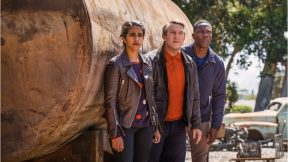 Mandip Gill e Tosin Cole esperam que a diversidade da 11ª temporada inspire jovens fãs