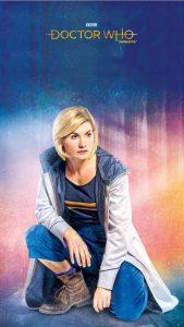 Doctor Who Magazine #528: Chibnall conta como foi gravar o clipe de revelação da nova Doutora